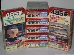 Bトレ485系 L特急『ひばり』編成用