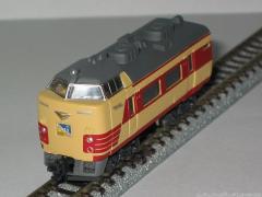 Bトレ 485系非貫通