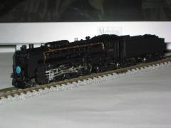 C62形(マイクロエース)