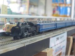 C11形+12系客車