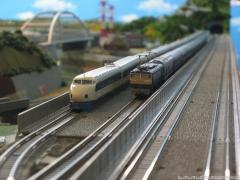0系&EF65牽引20系はやぶさ