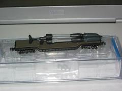 バックマン、フラットカー(GGガス弾)