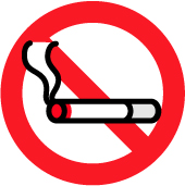 smoking free