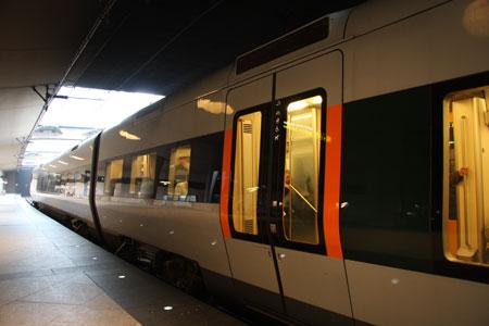 コペンハーゲン電車