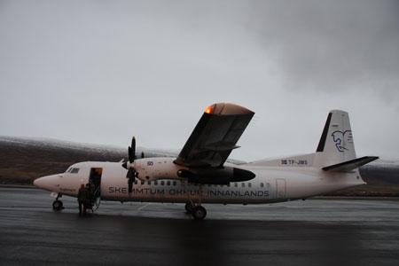アイスランド航空 国内線