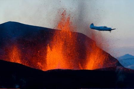 エイヤフィヤットラヨークトル火山