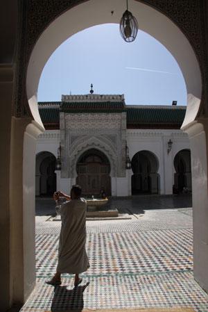 モスク管理人のバイト