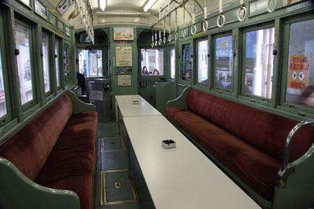 日本最古の運行車両