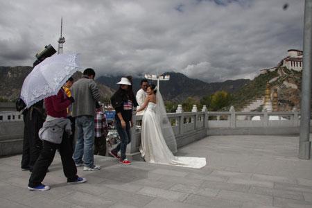 チベットの結婚式