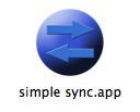 simple sync