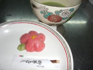 和菓子を作ろう!