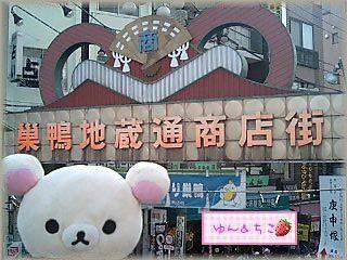 ちこちゃん日記63★巣鴨に行ったよぉ~★-1