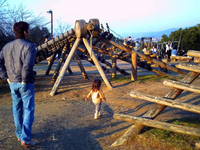 yunパパ公園2009.11①