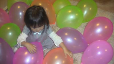 yun誕生日2歳①