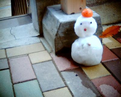 2009.12.18初雪