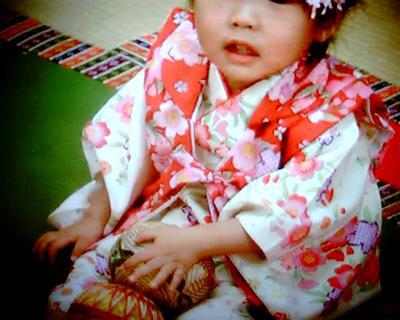 yun誕生日2歳記念写真