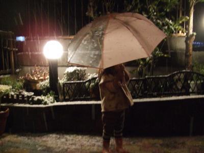 2009.2.1yunと雪