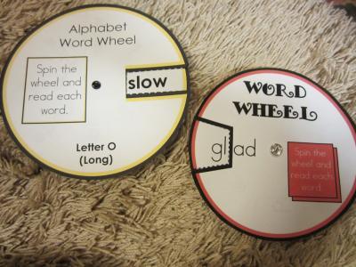 2011.12Word Wheel