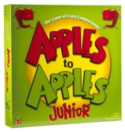 2012.2カードゲームApples to Apples junior
