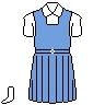 福岡市公立中学校旧夏服