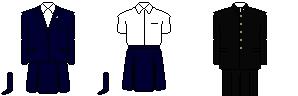 [大阪]大阪府立北野高等学校制服 seifuku