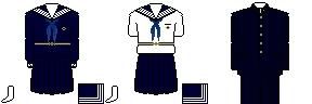 [東京]お茶の水女子大学附属中学校 制服