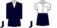 お茶の水女子大学附属高等学校 制服