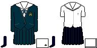 東九州龍谷高等学校制服