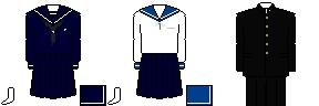 熊本県立第一高等学校 制服