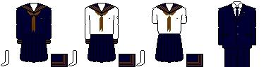関東国際高等学校 制服
