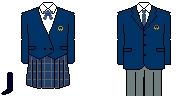 [山形]羽黒高等学校