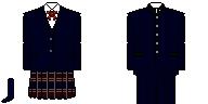 [岡山]岡山県作陽高等学校 制服 作陽高校制服
