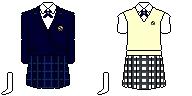 [東京]日本大学豊山女子高等学校 制服