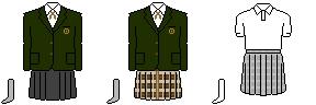 [神奈川]洗足学園高等学校 制服