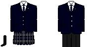 [徳島]徳島県立鳴門高等学校 制服