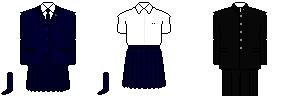 [鳥取]鳥取城北高等学校 制服