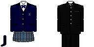 [北海道]北照高等学校 制服