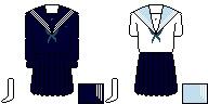 [愛知]愛知淑徳高等学校 制服