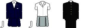 [宮崎]宮崎県立宮崎西高等学校 制服