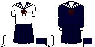 [東京]実践女子学園中学校 制服