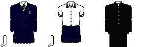 [東京]日本大学第三高等学校 制服