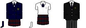 [神奈川]大西学園中学校・高等学校 制服