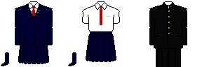 [新潟]新潟県立新潟商業高等学校 制服