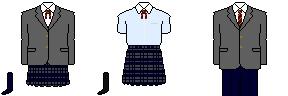 [千葉]昭和学院秀英高等学校 制服