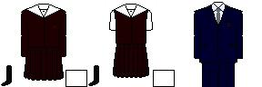 [群馬]共愛学園高等学校 制服