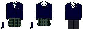 [滋賀]滋賀県立大津商業高等学校 制服