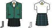 [大阪]大阪国際滝井高等学校 制服
