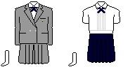 [大阪]四天王寺高等学校 制服