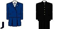 [茨城]茨城県立水戸商業高等学校 制服