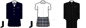 [滋賀]滋賀短期大学附属高等学校 制服